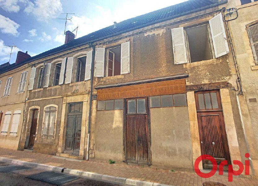 Immeuble à vendre 163m2 à Saint-Amand-Montrond