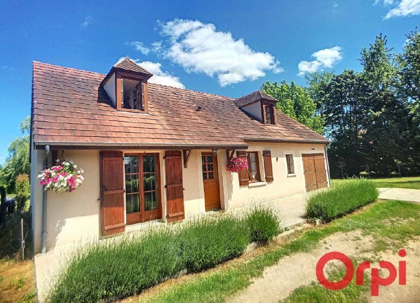 Maison à vendre 121m2 à Saint-Amand-Montrond