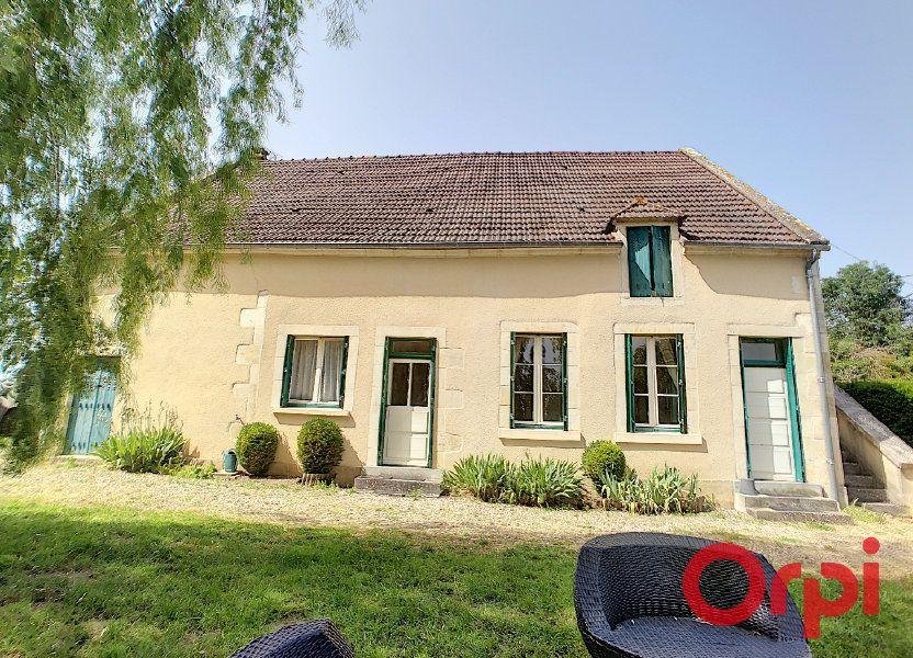 Maison à vendre 140m2 à Saint-Amand-Montrond