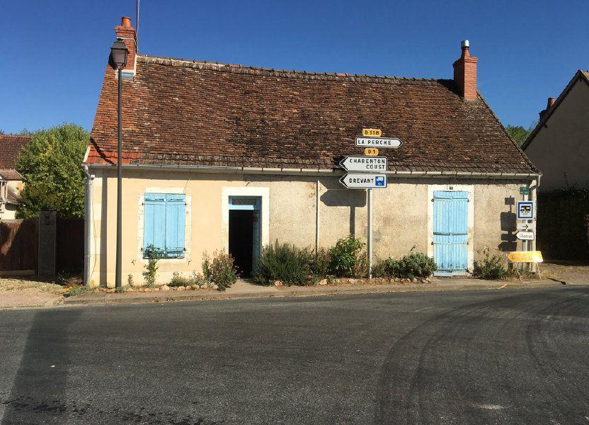 Maison à vendre 71m2 à Ainay-le-Vieil