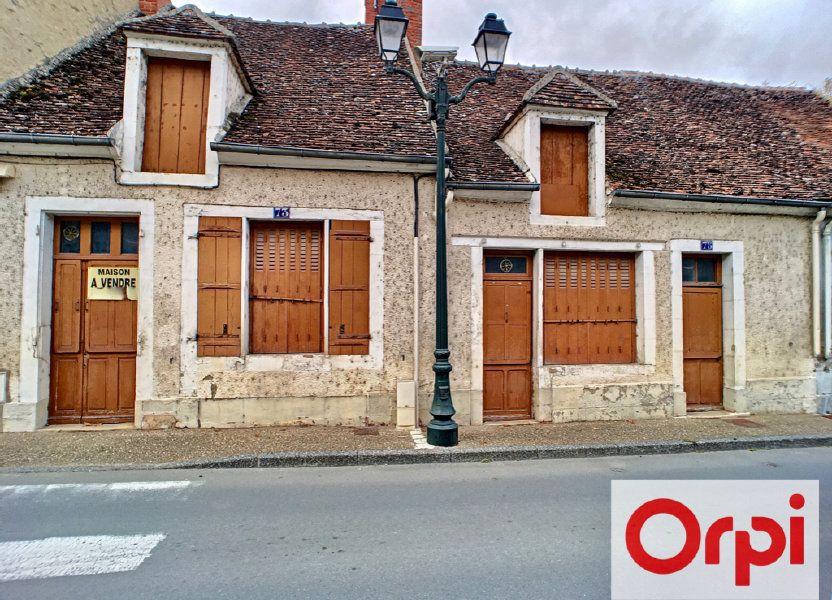 Maison à vendre 104m2 à Saint-Amand-Montrond