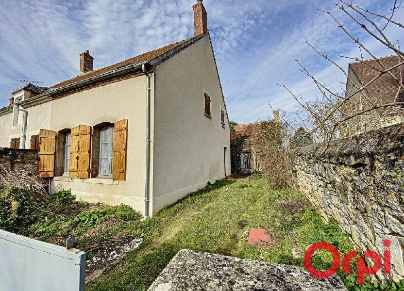 Maison à vendre 60m2 à Saint-Amand-Montrond