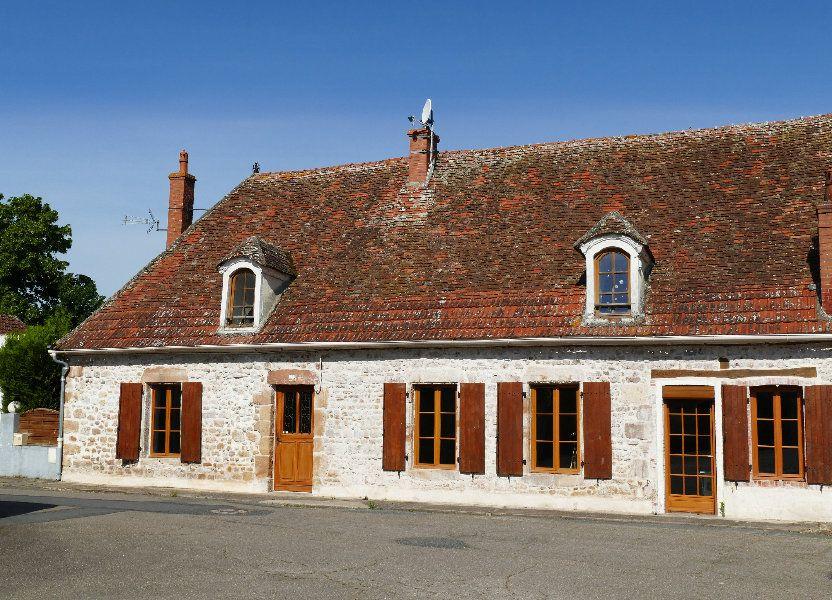 Maison à vendre 176m2 à Urçay