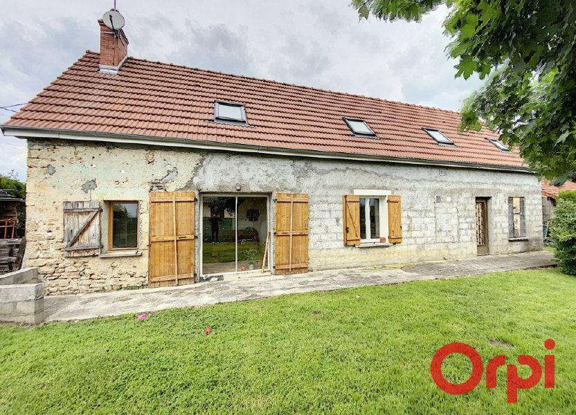 Maison à vendre 90m2 à Saint-Pierre-les-Étieux