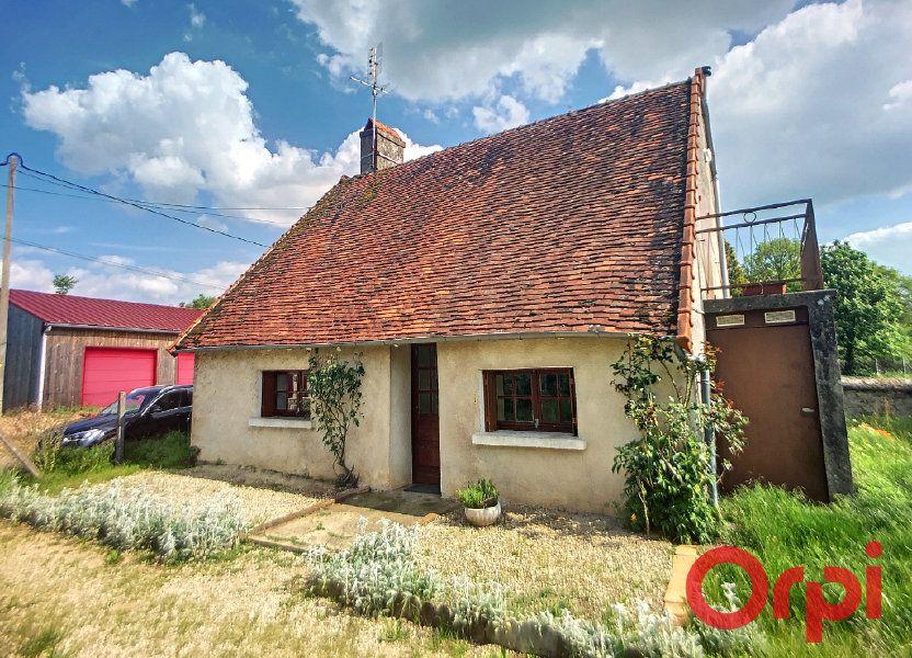 Maison à vendre 59m2 à Valigny