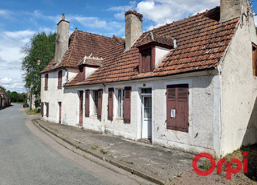 Maison à vendre 105m2 à Bannegon