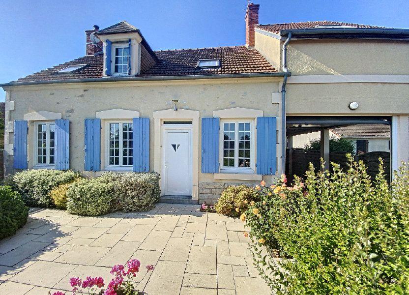 Maison à vendre 154m2 à Saint-Pierre-les-Étieux