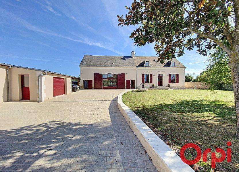 Maison à vendre 253m2 à Drevant