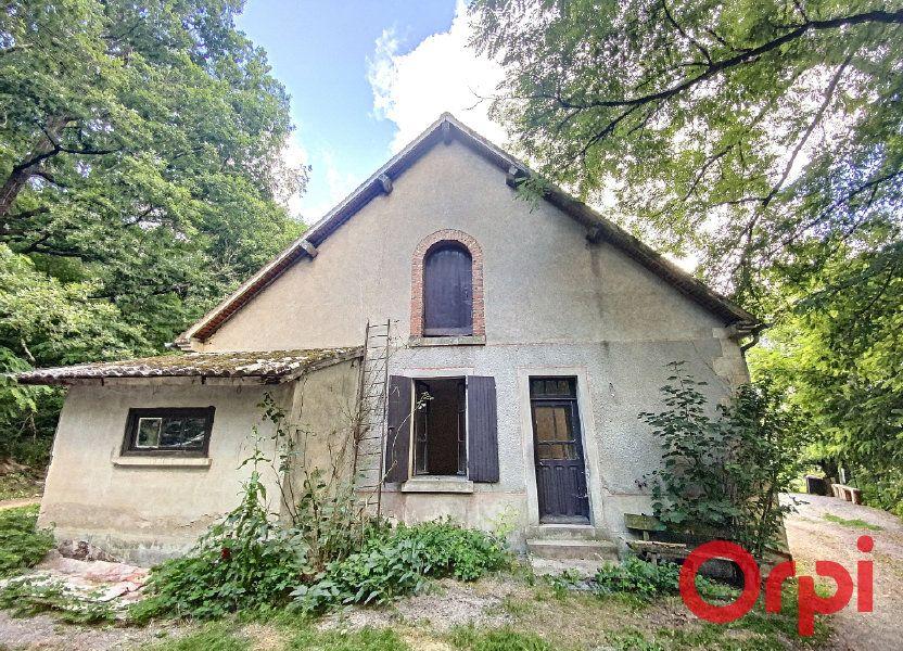 Maison à vendre 44m2 à Saint-Bonnet-Tronçais