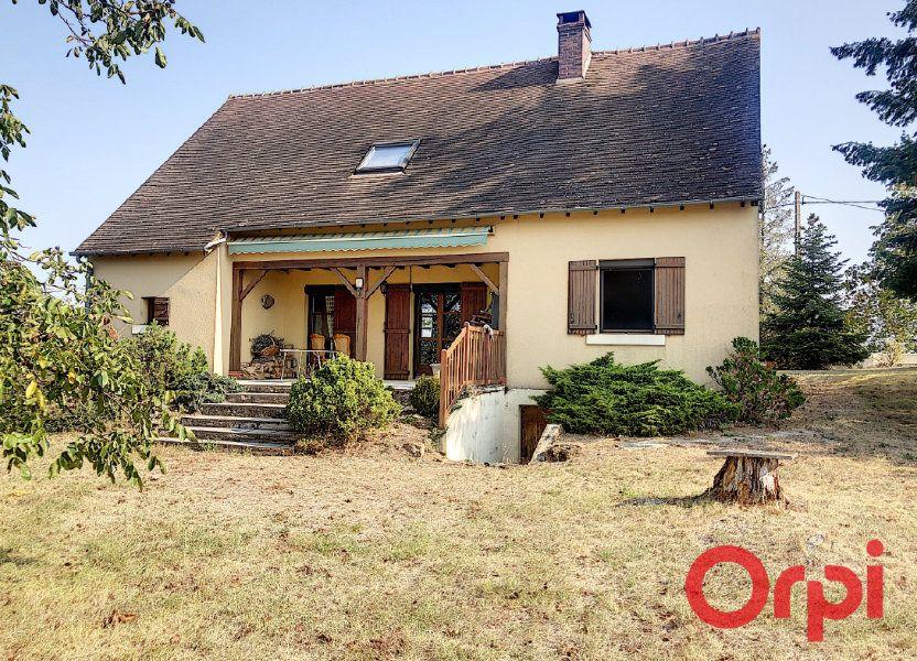 Maison à vendre 150m2 à Saint-Amand-Montrond