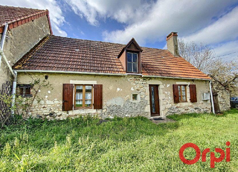 Maison à vendre 67.8m2 à Saint-Pierre-les-Bois