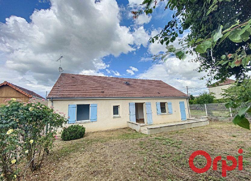 Maison à vendre 91m2 à Saint-Amand-Montrond