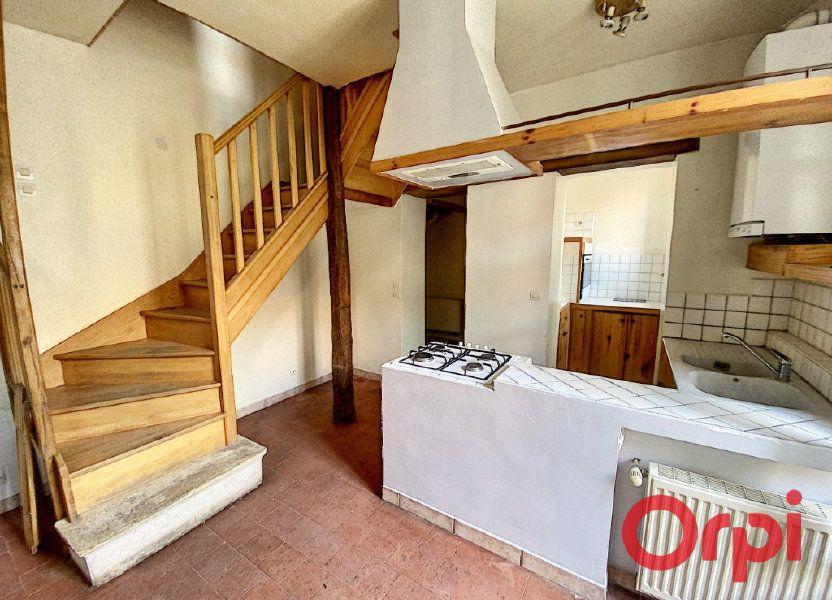 Maison à vendre 56m2 à Saint-Amand-Montrond