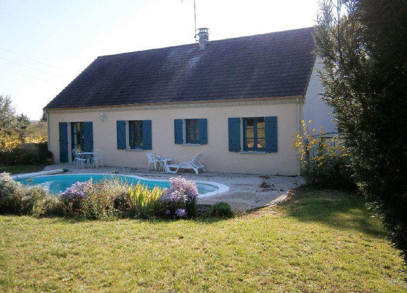 Maison à vendre 118m2 à Drevant