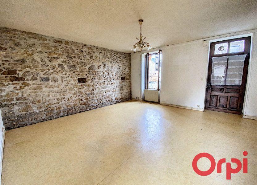Maison à vendre 76m2 à Saint-Amand-Montrond