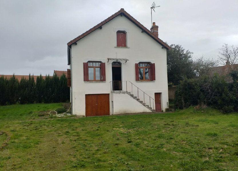 Maison à vendre 85m2 à Saint-Vitte