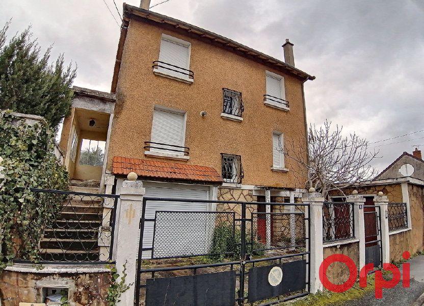 Maison à vendre 100m2 à Saint-Amand-Montrond