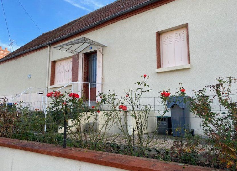 Maison à vendre 101m2 à Châteaumeillant