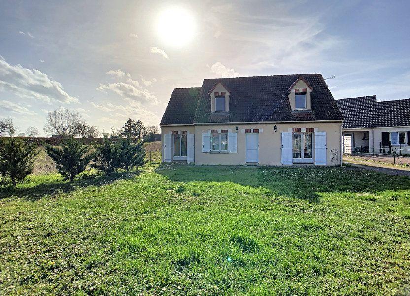 Maison à vendre 158.21m2 à Dun-sur-Auron