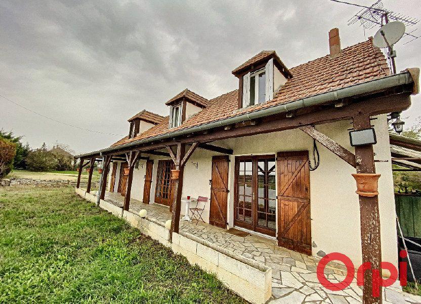 Maison à vendre 210m2 à Neuilly-en-Dun