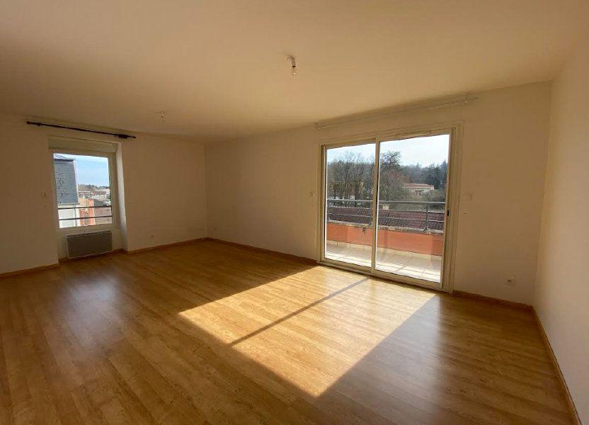 Appartement à vendre 70m2 à Saint-Amand-Montrond