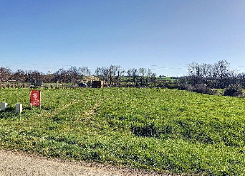 Terrain à vendre 3429m2 à Charenton-du-Cher