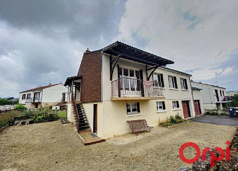 Maison à vendre 90m2 à Saint-Amand-Montrond