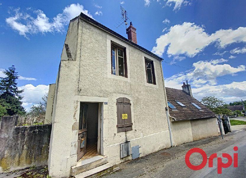 Maison à vendre 45m2 à Saint-Amand-Montrond