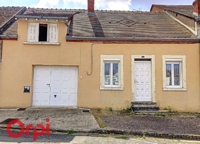 Maison à vendre 130.53m2 à Ainay-le-Château