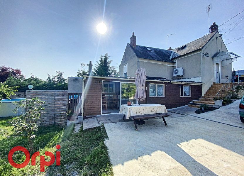Maison à vendre 100m2 à Dun-sur-Auron