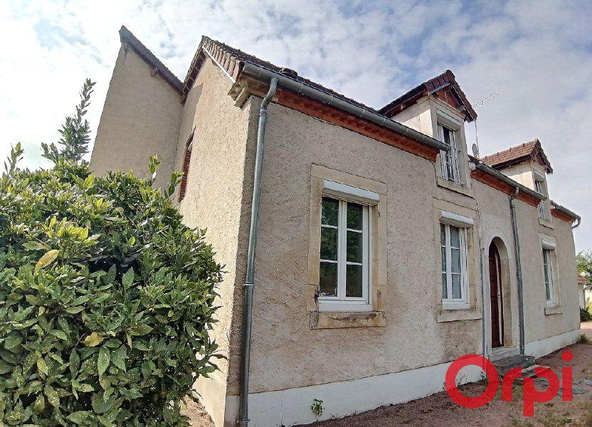 Maison à vendre 173m2 à Charenton-du-Cher