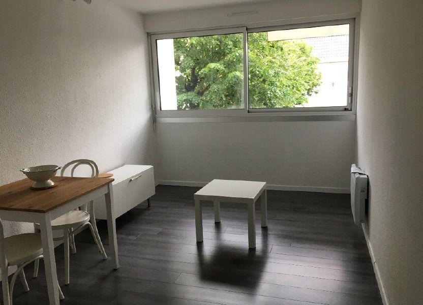 Appartement à louer 18.11m2 à Bordeaux