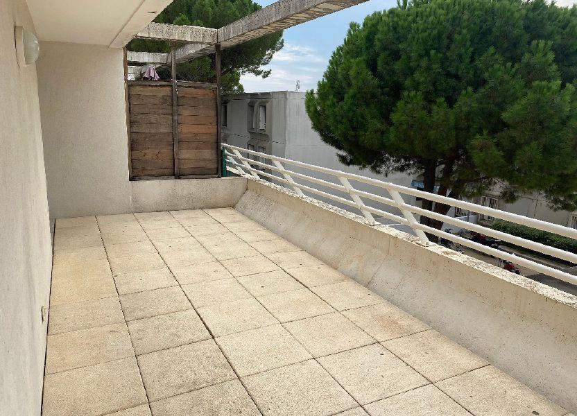 Appartement à louer 32.28m2 à Montpellier