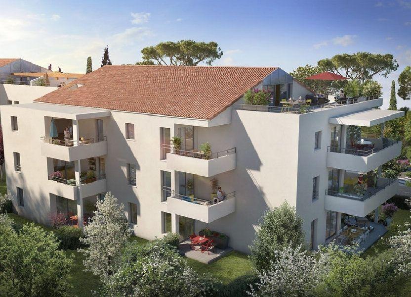 Appartement à vendre 47.38m2 à La Ciotat