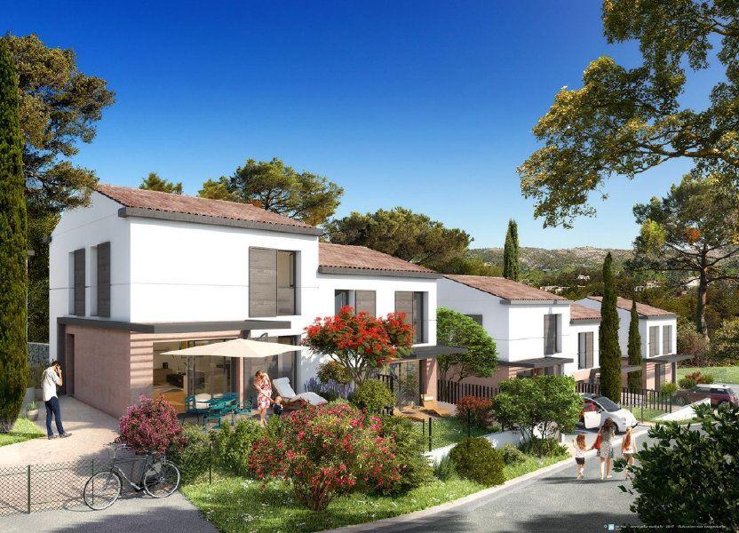 Appartement à vendre 79.68m2 à La Ciotat