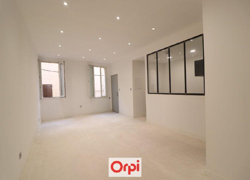 Appartement à vendre 54.05m2 à La Ciotat