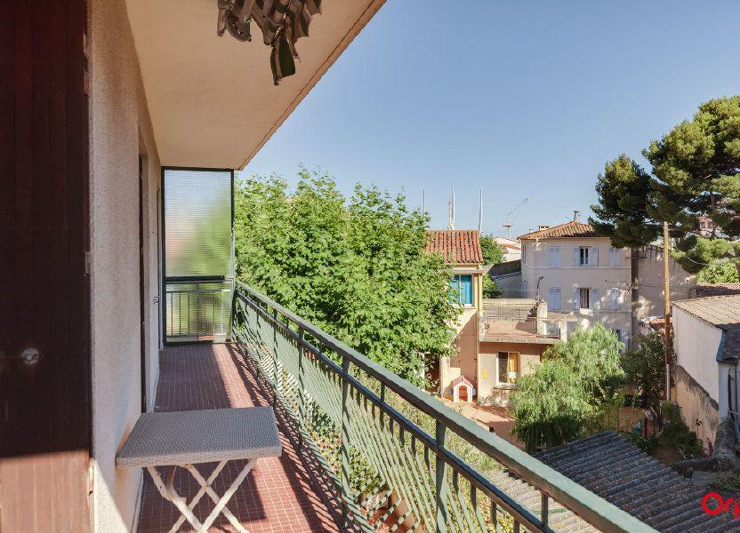 Appartement à vendre 72.52m2 à La Ciotat