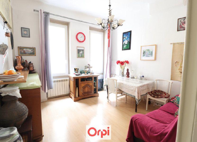 Appartement à vendre 38.2m2 à La Ciotat