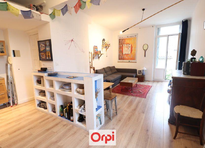 Appartement à vendre 39m2 à La Ciotat