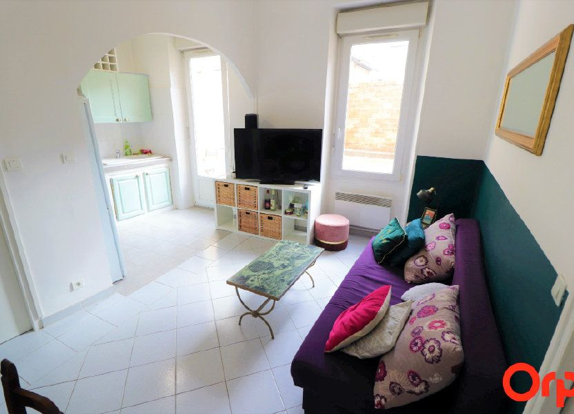 Appartement à louer 40.64m2 à Marseille 5