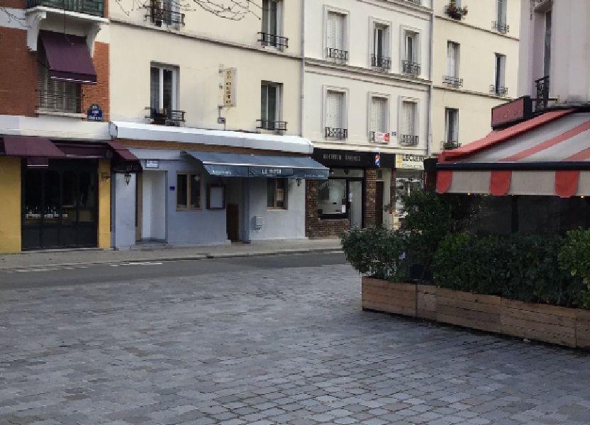 Appartement à louer 43m2 à Paris 14