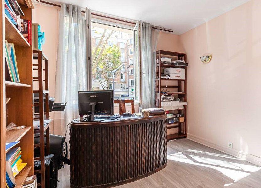 Appartement à vendre 116.82m2 à Paris 14