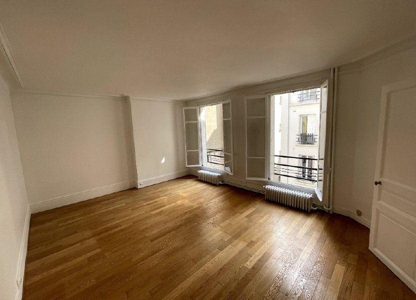 Appartement à vendre 48.58m2 à Paris 14