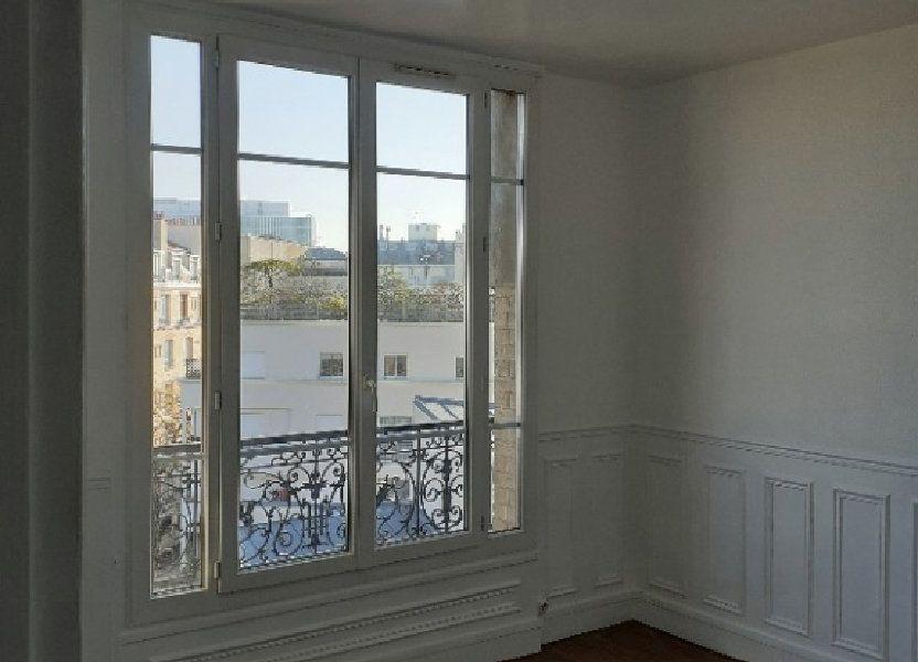 Appartement à louer 35m2 à Paris 15
