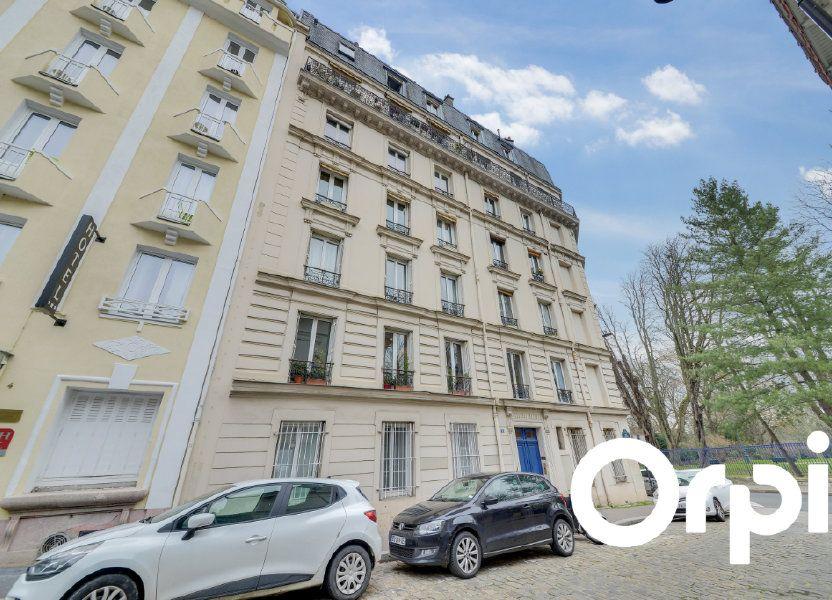 Appartement à vendre 80.66m2 à Paris 14