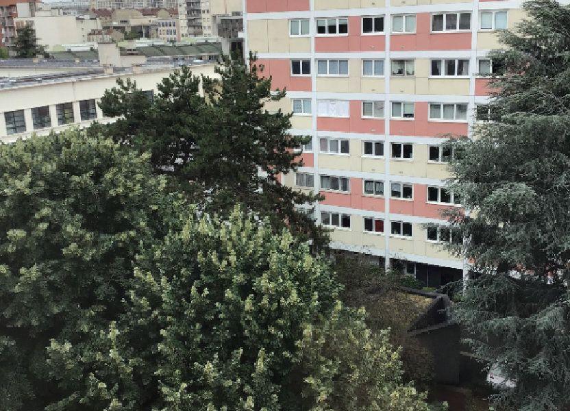 Appartement à louer 53.9m2 à Montrouge