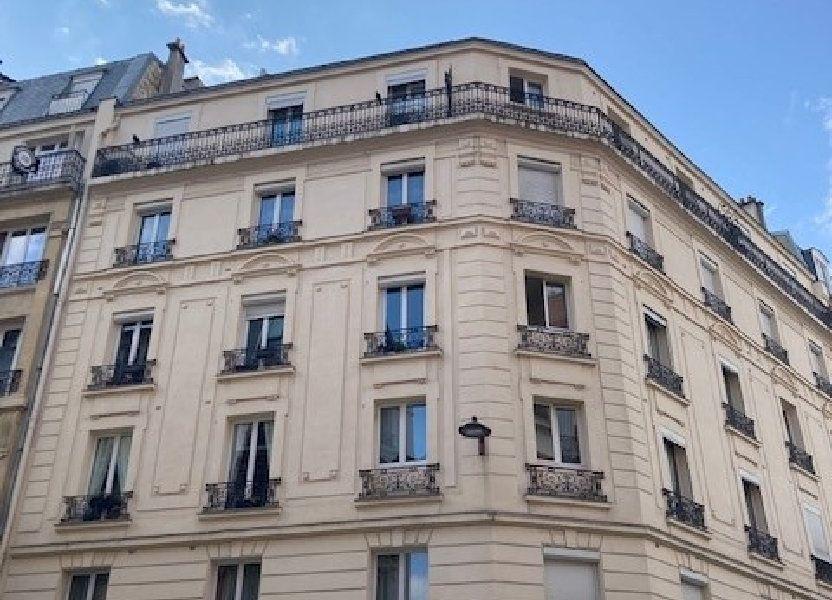 Appartement à louer 62m2 à Paris 15