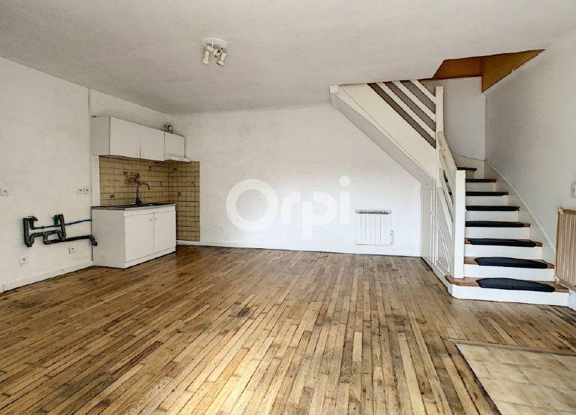 Appartement à vendre 56.96m2 à Nogent-sur-Oise