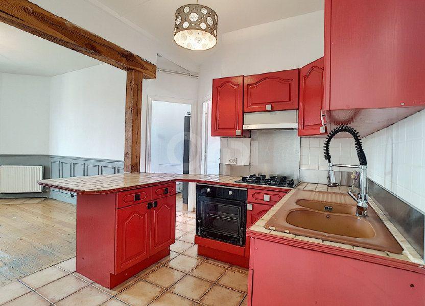 Appartement à vendre 52.77m2 à Creil