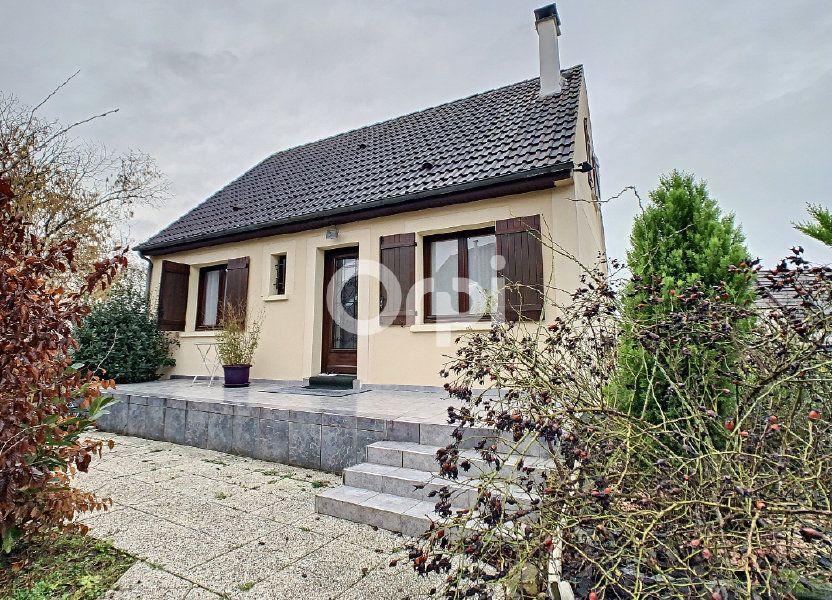 Maison à vendre 135m2 à Villers-Saint-Paul